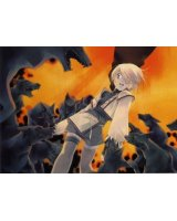 BUY NEW angel howling - 78327 Premium Anime Print Poster
