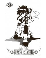 BUY NEW angelic layer - 163319 Premium Anime Print Poster