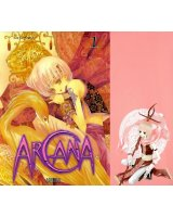 BUY NEW arcana - 104765 Premium Anime Print Poster