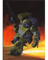 BUY NEW armored trooper votoms - 143255 Premium Anime Print Poster