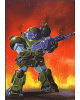 BUY NEW armored trooper votoms - 143256 Premium Anime Print Poster