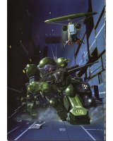 BUY NEW armored trooper votoms - 143276 Premium Anime Print Poster