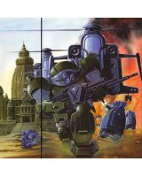 BUY NEW armored trooper votoms - 143287 Premium Anime Print Poster