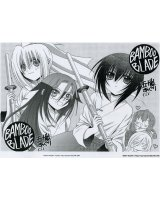 BUY NEW bamboo blade - 168679 Premium Anime Print Poster