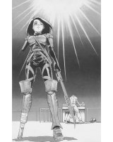 BUY NEW battle angel alita - 32729 Premium Anime Print Poster