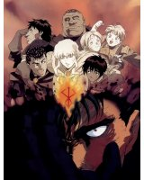 BUY NEW berserk - 146131 Premium Anime Print Poster
