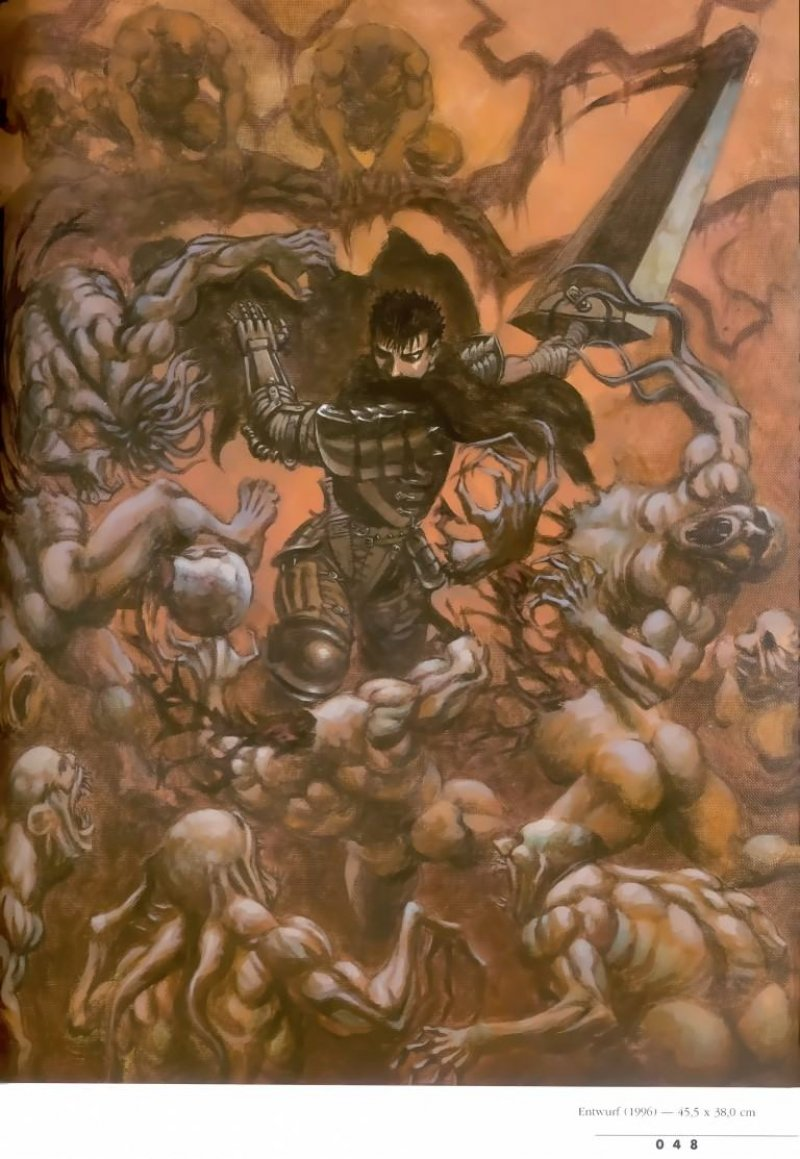 BUY NEW berserk - 34088 Premium Anime Print Poster