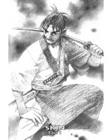 BUY NEW blade of the immortal - 139130 Premium Anime Print Poster