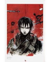 BUY NEW blame - 9406 Premium Anime Print Poster