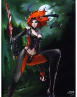 BUY NEW blood rayne - 112072 Premium Anime Print Poster