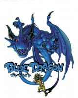 BUY NEW blue dragon - 133444 Premium Anime Print Poster
