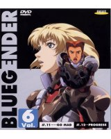 BUY NEW blue gender - 104437 Premium Anime Print Poster