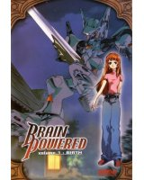 BUY NEW brain powered - 58675 Premium Anime Print Poster