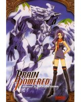 BUY NEW brain powered - 58677 Premium Anime Print Poster