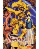BUY NEW brain powered - 58679 Premium Anime Print Poster