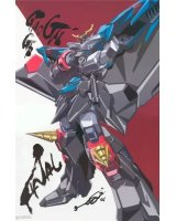 BUY NEW brave king gaogaigar - 37076 Premium Anime Print Poster
