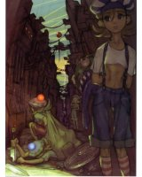 BUY NEW breath of fire - 143557 Premium Anime Print Poster