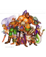 BUY NEW breath of fire - 143562 Premium Anime Print Poster