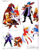 BUY NEW breath of fire - 179893 Premium Anime Print Poster