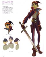 BUY NEW breath of fire - 64862 Premium Anime Print Poster