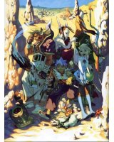 BUY NEW breath of fire iv - 25779 Premium Anime Print Poster