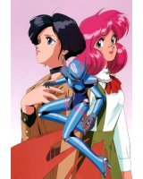 BUY NEW bubblegum crisis - 24577 Premium Anime Print Poster