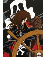 BUY NEW captain harlock - 101184 Premium Anime Print Poster