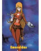 BUY NEW captain harlock - 101585 Premium Anime Print Poster