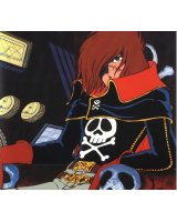 BUY NEW captain harlock - 110545 Premium Anime Print Poster