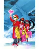 BUY NEW clamp campus detectives - 130883 Premium Anime Print Poster
