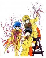 BUY NEW clamp campus detectives - 130888 Premium Anime Print Poster