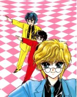 BUY NEW clamp campus detectives - 130909 Premium Anime Print Poster