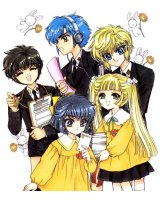 BUY NEW clamp campus detectives - 130926 Premium Anime Print Poster