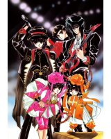 BUY NEW clamp in wonderland - 121566 Premium Anime Print Poster