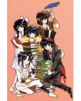 BUY NEW clamp in wonderland - 144665 Premium Anime Print Poster