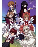 BUY NEW clamp in wonderland - 149774 Premium Anime Print Poster
