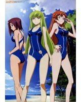 BUY NEW code geass - 103531 Premium Anime Print Poster