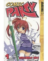 BUY NEW comic party - 17598 Premium Anime Print Poster