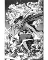BUY NEW culdcept - 190793 Premium Anime Print Poster