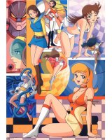 BUY NEW cutie honey - 67087 Premium Anime Print Poster