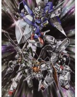 BUY NEW mobile suit gundam 00 - 154193 Premium Anime Print Poster