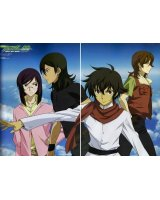 BUY NEW mobile suit gundam 00 - 154696 Premium Anime Print Poster