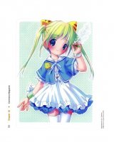 BUY NEW moetan - 129363 Premium Anime Print Poster