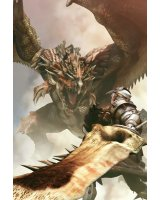 BUY NEW monster hunter - 179829 Premium Anime Print Poster