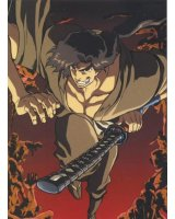 BUY NEW ninja scroll - 72377 Premium Anime Print Poster