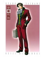 BUY NEW phoenix wright ace attorney - 107642 Premium Anime Print Poster