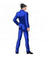 BUY NEW phoenix wright ace attorney - 123281 Premium Anime Print Poster