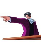 BUY NEW phoenix wright ace attorney - 140402 Premium Anime Print Poster