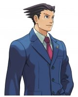 BUY NEW phoenix wright ace attorney - 141760 Premium Anime Print Poster