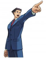 BUY NEW phoenix wright ace attorney - 141763 Premium Anime Print Poster